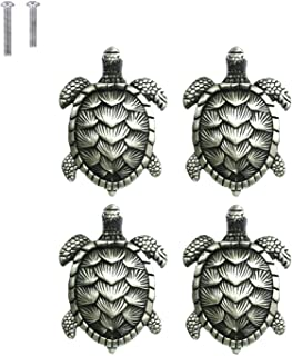 """/""""Tropical Fish/"""" Dark Pewter Hickory PA0115-VP Beach House Cabinet Knob Pull"""