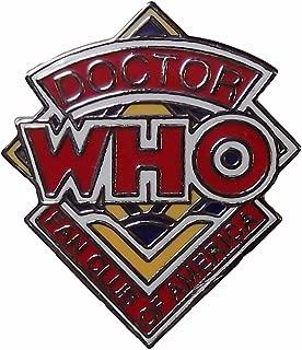 DOCTOR WHO Original Series Enamel 1