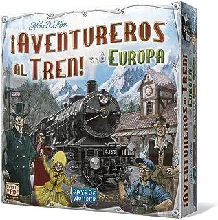 Days of Wonder - Aventureros al Tren, juego de mesa (LFCABI127)