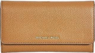 Michael Kors Trifold Wallet For Women - Brown (Mercer)