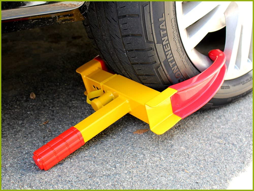 House Deals Tire Surprise price Wheel Lock Security New Orleans Mall AT Car SUV Boat Trailer for