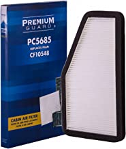 PG Cabin Air Filter PC5685 | Fits 2007-12 Ford Escape, 2008-11 Mazda Tribute, 2006-11 Mercury Mariner