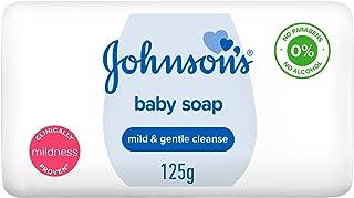 JOHNSON'S Baby Soap, 125g