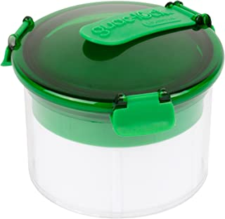 Casabella Guac-Lock Container, Green/White