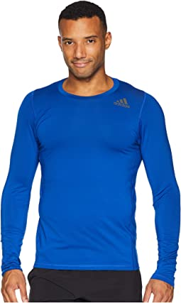 Training Alphaskin Sport Long Sleeve Fitted Tee