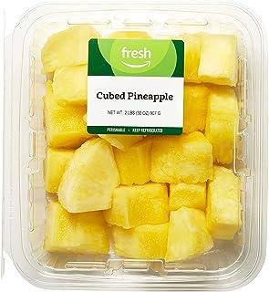 Fresh Brand – Cubed Pineapple, 32 oz