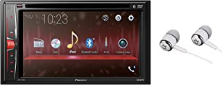 """Pioneer Double DIN 6.2"""" WVGA Touchscreen Display Bluetooth In-Dash DVD/CD AM/FM Front USB Digital Media Car Stereo Receive... photo"""