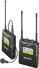 Sony Integrated Digital Wireless Bodypack Lavalier Microphone System-UWPD11/14, Black (UWPD11/14)