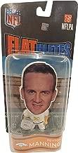 FOCO NFL Denver Broncos Peyton Manning #18 Super Bowl 50 Flathlete Figurine Toy, One Size, White