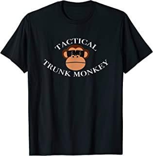trunk monkey t shirt