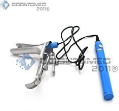 OdontoMed2011® Graves Speculum Small with Light Stainless Steel
