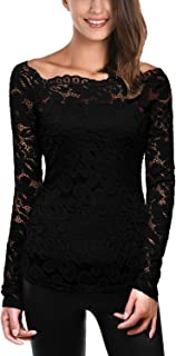 Best lace shirts for women Reviews