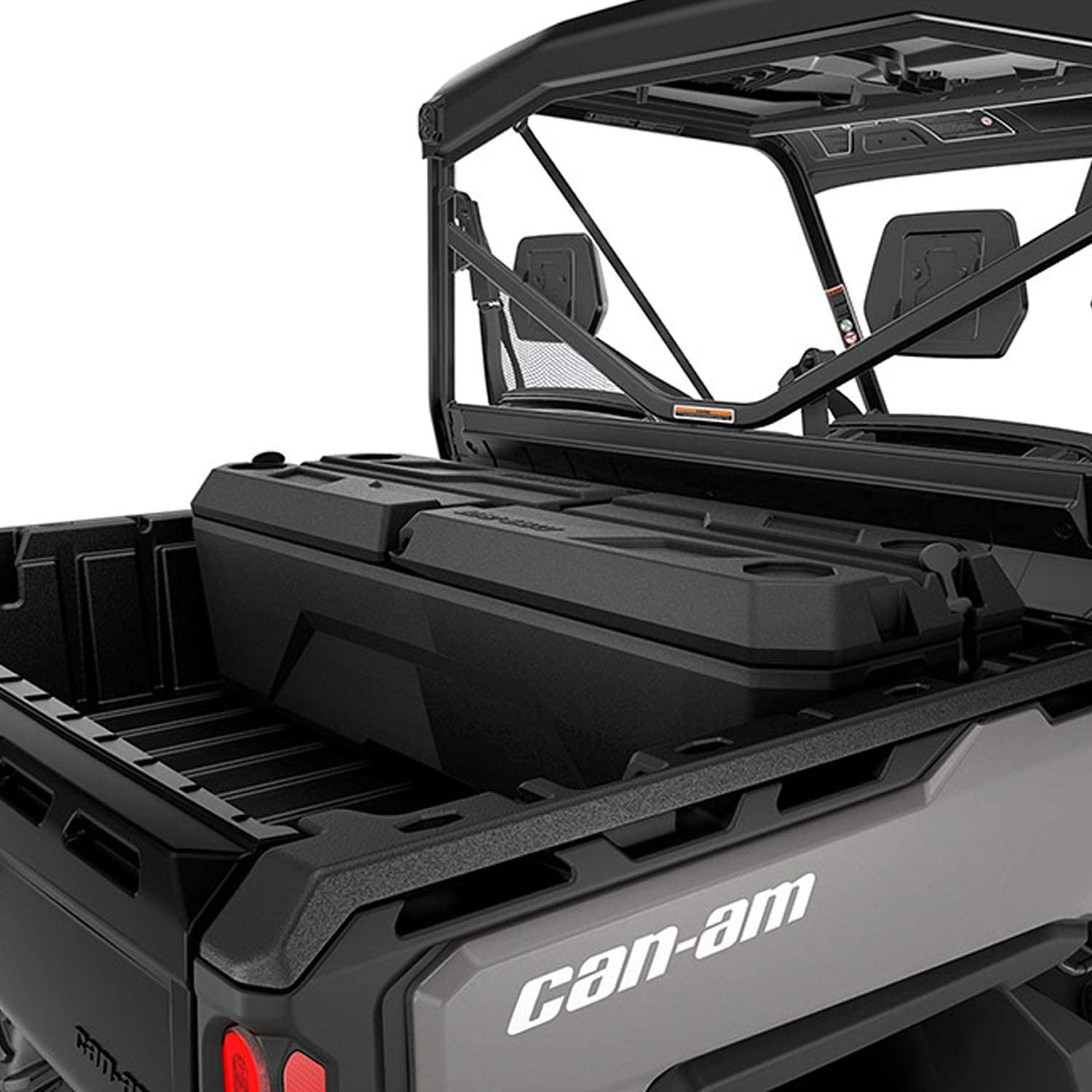 Can Am Defender HD8 HD10 Bed Tool Storage Box OEM NEW #715003028