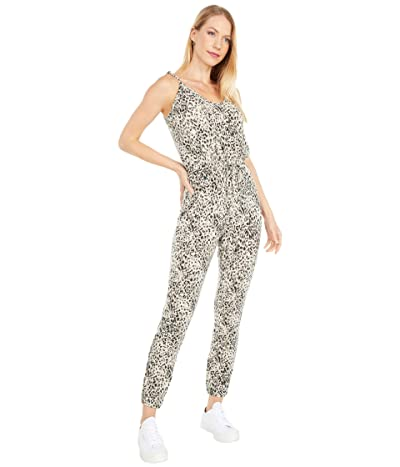 BB Dakota Cat-Like Reflexes Jumpsuit (Tan) Women
