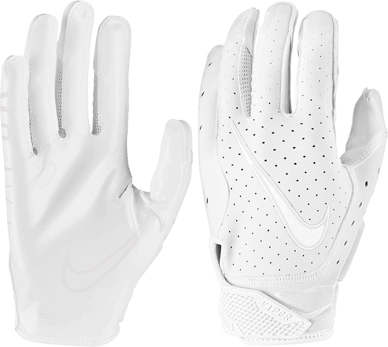 Nike Vapor Jet 6.0 Youth Football Gloves : Sports & Outdoors
