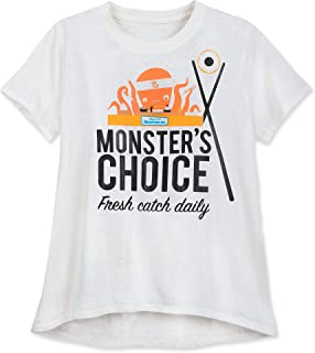 Disney Monster's Choice Sushi T-Shirt for Women Multi