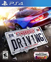 Dangerous Driving (PS4) - PlayStation 4