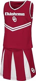 Colosseum Youth NCAA-Girls Team Cheer Set