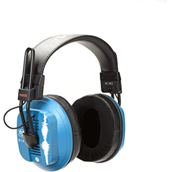 Dekoni Audio Blue Fostex/Dekoni Audiophile HiFi Planar Magnetic Headphone