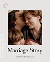 Marriage Story (The Criterion Collection) [Blu-ray]