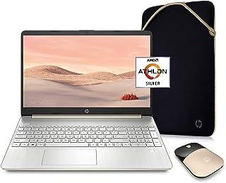 HP Pavilion Laptop (2021 Latest Model), AMD Athlon 3050U Processor, 16GB RAM, 512GB SSD, Long Battery Life, Webcam, HDMI, ...