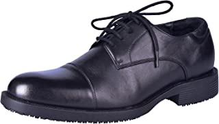 DDTX Antideslizantes Calzado de Trabajo Aislamiento Eléctrico Protección Zapatos de Cocina para Hombre Zapatos de Vestir c...