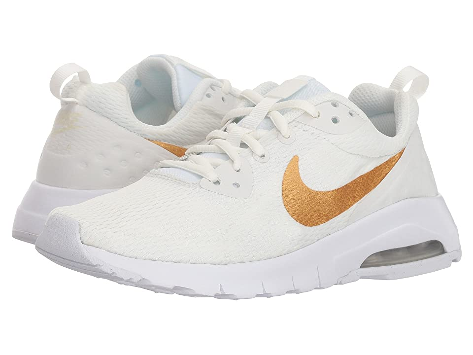 san francisco ec6b6 ad41d Nike Kids Air Max LW (Big Kid) (Summit White Metallic Gold