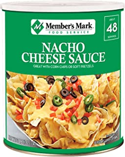 Member's Mark Nacho Cheese Sauce (6.62 Pound Can)