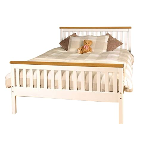 new style 6f0ad 8d8ac King Size Bed Frames: Amazon.co.uk