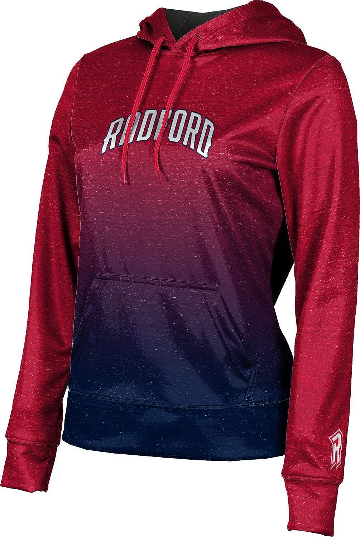 ProSphere Radford University Girls' Pullover Hoodie, School Spirit Sweatshirt (Gradient)