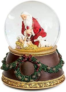 Best santa with baby jesus Reviews