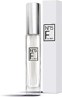 男性用フェロモン香水 F for MEN エフフォーメンN°5 オスモフェロン配合・ウッドアンドマリンの香り