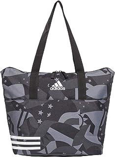 wholesale dealer 308b0 46ac0 adidas DU2356, Sac porté main femme, Multicolore (Negro Negro Blanco),