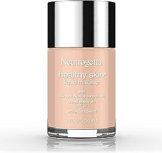 Neutrogena Healthy Skin Liquid Makeup Foundation, Broad Spectrum SPF 20 Sunscreen, Lightweight & Flawless Coverage Foundat...