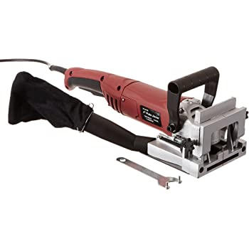 """Gino Development 01-0102 TruePower Biscuit Plate Joiner with Carbide Tipped Blade, 4"""""""