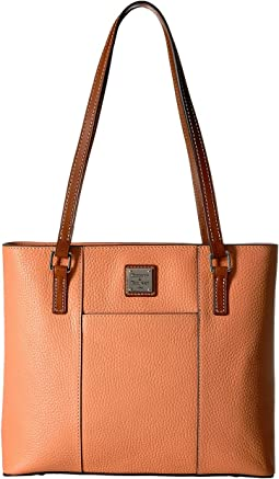 Pebble Leather New Colors Small Lexington Shopper