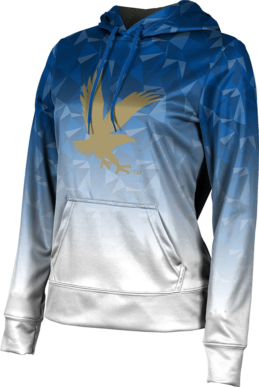ProSphere Embry-Riddle Aeronautical University Worldwide Girls' Pullover Hoodie, School Spirit Sweatshirt (Maya)