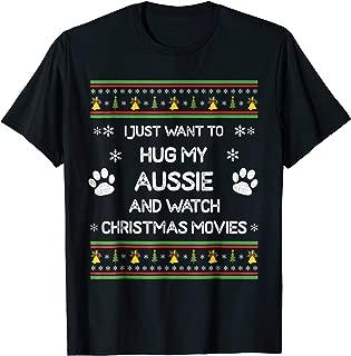 Funny Aussie Christmas T-Shirt Xmas Pajama Tee