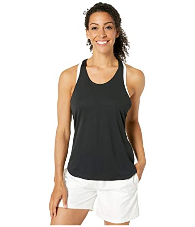 Nike Dry Academy Tank (Black/White/White) Women