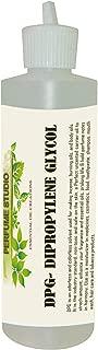 Fragrance Grade DiPropylene Glycol (DPG) 8oz Perfume Carrier Oil With Flip Top Dispenser