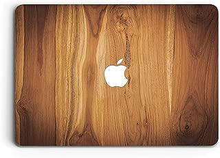 ZVStore Plastic Hard Case Cover for Macbook (Pro 15 inch 2016 (A1707), Wooden)