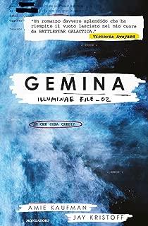 Gemina. Illuminae file