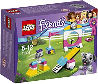 LEGO Friends Puppy Playground, Multi-Colour, 41303
