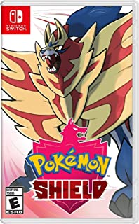 Pokemon Shield (輸入版:北米)- Switch