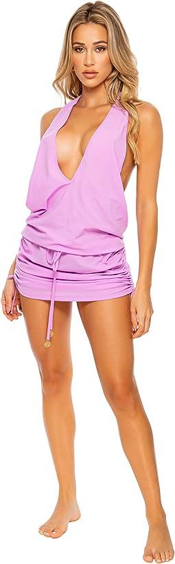 Cosita Buena T-Back Mini Dress Cover-Up