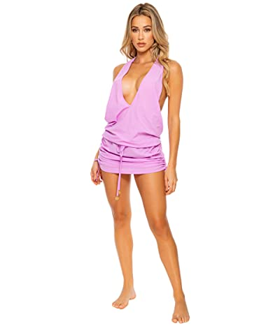 Luli Fama Cosita Buena T-Back Mini Dress Cover-Up Women