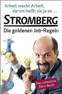 Arbeit macht Arbeit, darum heißt sie ja so...: Stromberg -