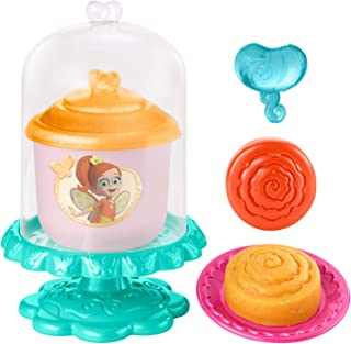 Fisher-Price Butterbean's Cafe Create & Display Fairy Dough, Teal