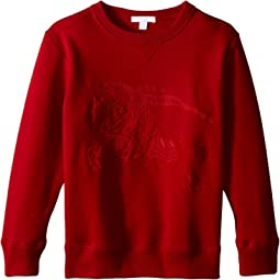 Burberry Kids - Luxury Embroidered Sweater (Little Kids/Big Kids)