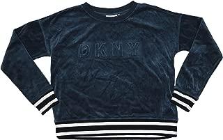 DKNY Sport Womens Fitness Activewear Sweatshirt